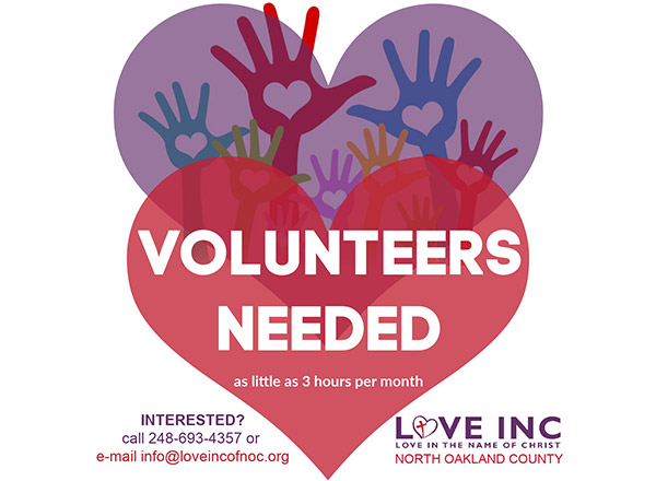 LoveINC Vols Needed FB Post (1)